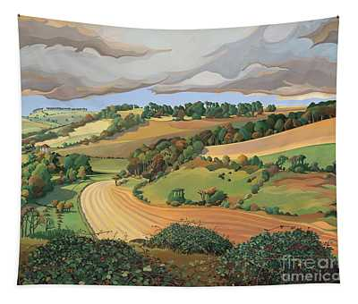 From Solsbury Hill Tapestry