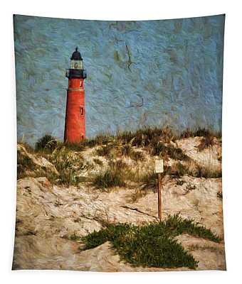 From The Beach Tapestry