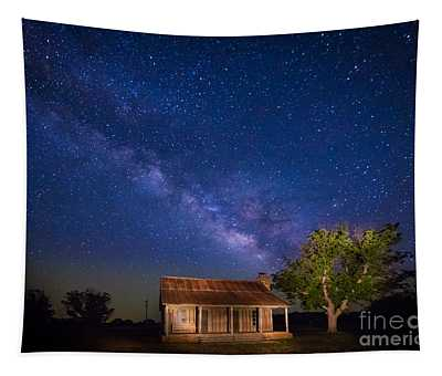 Frontier House Tapestry