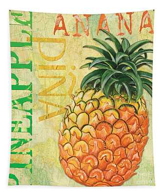 Froyo Pineapple Tapestry