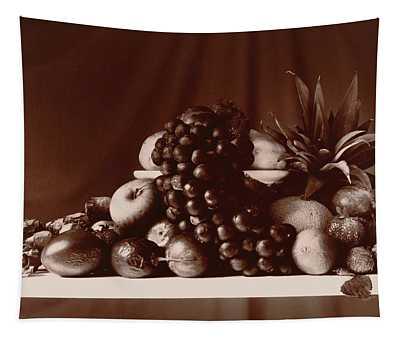 Fruit Still Life Tapestry