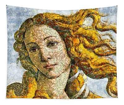 Fruity Venus I Am So Sorry Mr Boticelli Tapestry