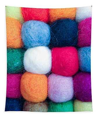 Fuzzy Wuzzies Tapestry