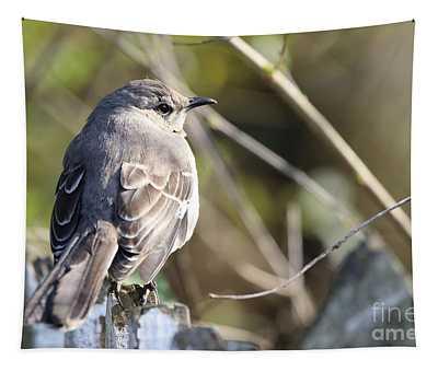 Garden Songbird Tapestry