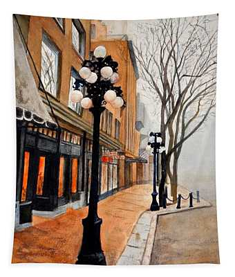 Gastown, Vancouver Tapestry