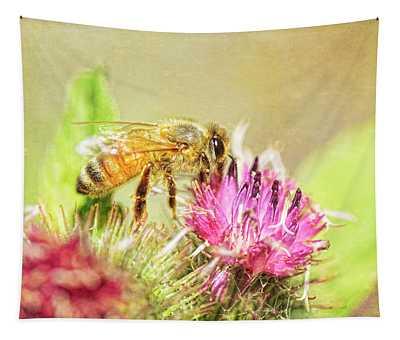 Gathering Pollen Tapestry