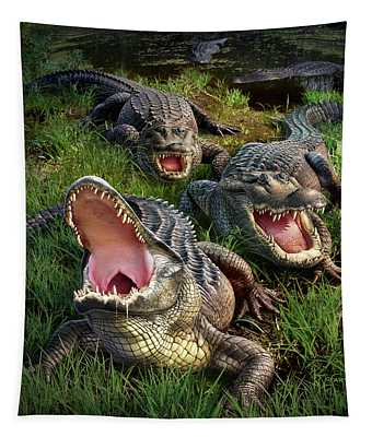 Gator Aid Tapestry