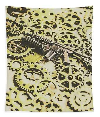 Gears Of War Tapestry