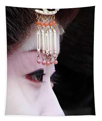 Geisha Tapestry