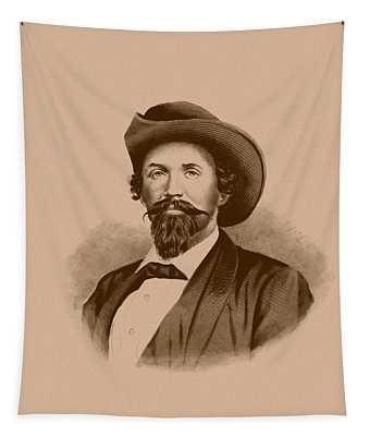 General John Hunt Morgan Tapestry
