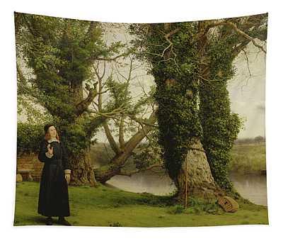George Herbert At Bemerton Tapestry