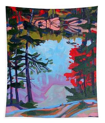 George Lake East Basin Tapestry