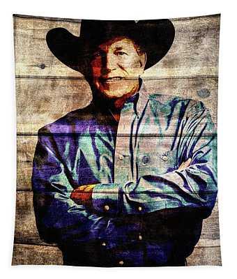 George Strait Tapestry
