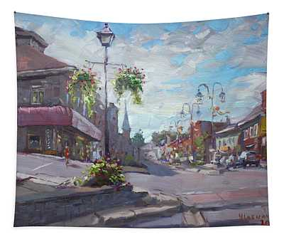 Georgetown Downtown Tapestry
