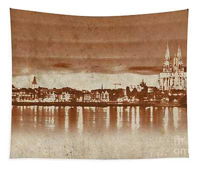 Germany Bridge 091 Tapestry