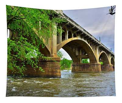 Gervais Street Bridge Tapestry