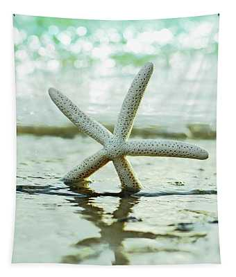 Get Your Feet Wet Tapestry