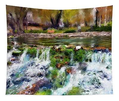 Giant Springs 1 Tapestry