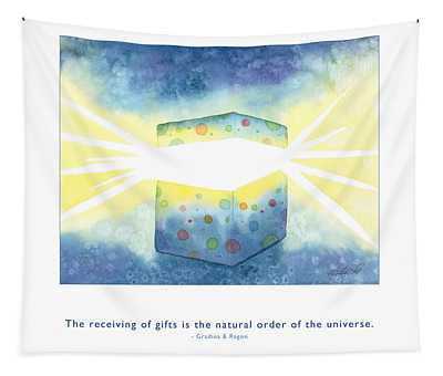 Gifts Of The Universe Tapestry