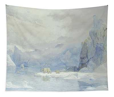 East Glacier Wall Tapestries