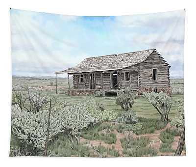 Glade Park Spring Tapestry