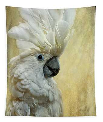 Cockatoo Photographs Wall Tapestries