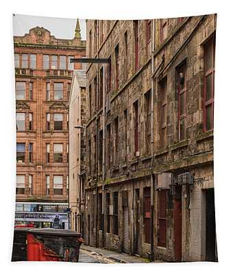 Glasgow Backstreet Tapestry