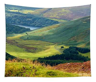 Glendalough Valley, County Wicklow Tapestry