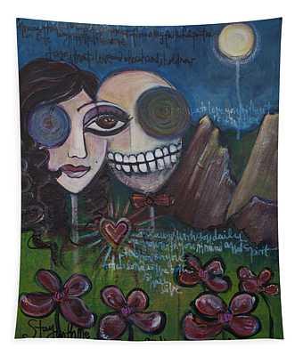 Glenn And Allison Tapestry