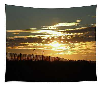 Glorious Sunset Tapestry