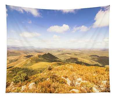Glorious Tasmania Tapestry