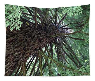 Glorious Tree  Tapestry