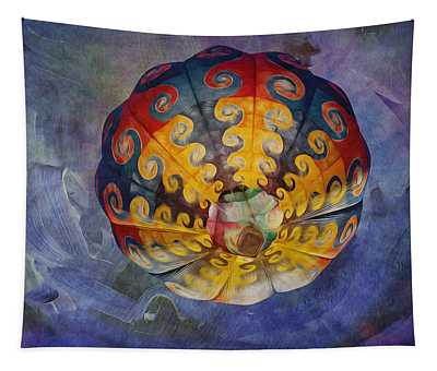 Glory Of The Sky Tapestry