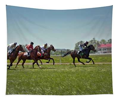 Jockey Wall Tapestries
