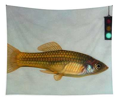 Go Fish Tapestry