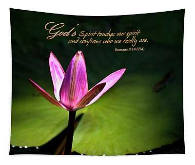 God's Spirit Tapestry