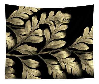 Gold Leaf Tapestry