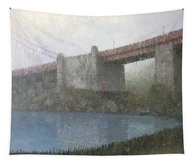 Golden Gate Bridge Tapestry