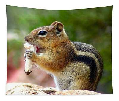 Golden-mantled Ground Squirrel Tapestry