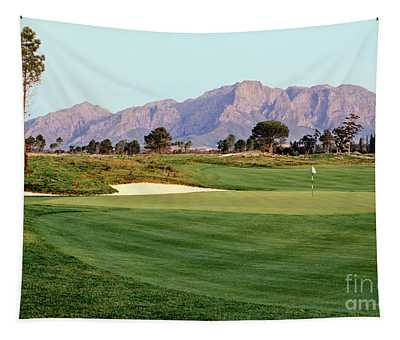 Golf Course Tapestry