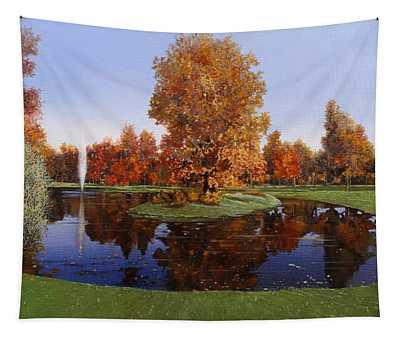 Golf  Cherasco Tapestry