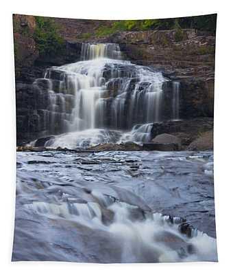 Gooseberry Falls North Shore Minnesota Tapestry