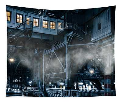 Gotham City Tapestry
