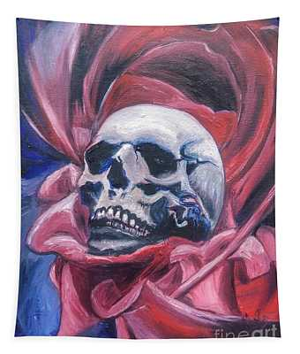 Gothic Romance Tapestry