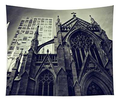Gothic Perspectives Tapestry