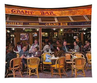 Grand Bar Tapestry