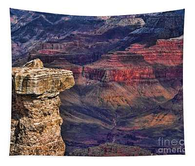 Grand Canyon Stacked Rock Tapestry