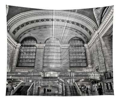 Grand Central Terminal Station Tapestry
