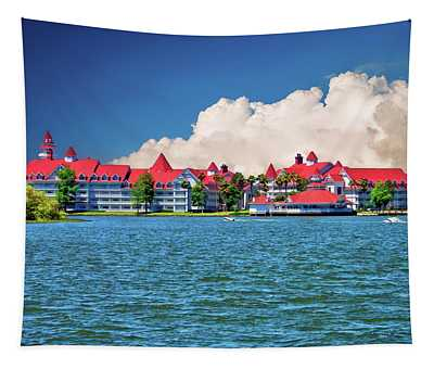 Grand Floridian Resort And Spa Tapestry