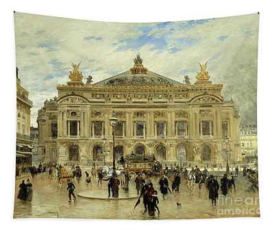 Grand Opera House, Paris Tapestry
